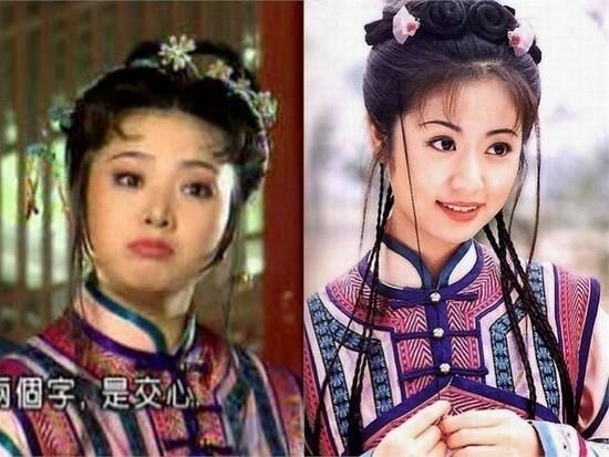 越南版《还珠》与老《还珠》人物对比-越南版 还珠 PK新 还珠