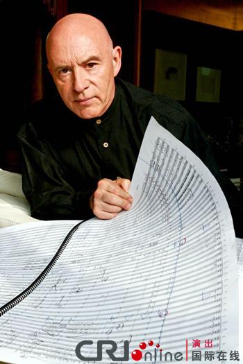 艾森巴赫将亮相大剧院 多重身份展全能音乐魅力