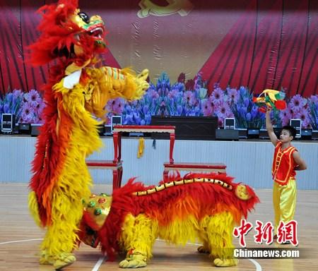 第五届中国大学生舞龙舞狮锦标赛将于8月开赛