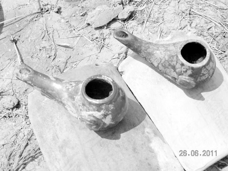 河北邯郸武安发现清代古墓群(组图)
