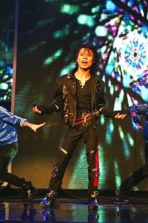 ...迈克尔 杰克逊一位在现代流行音乐史上缔造了时代的人.天津...