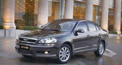 8月1日,奇瑞汽车旗下瑞麒g6在北京上市,三款车型价格区间为高清图片