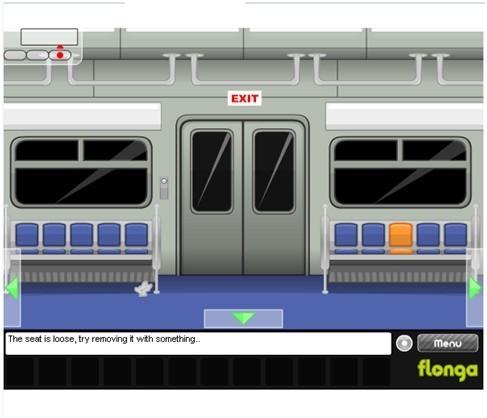 地铁游戏盘点 7K7K游戏盒让你步步惊心