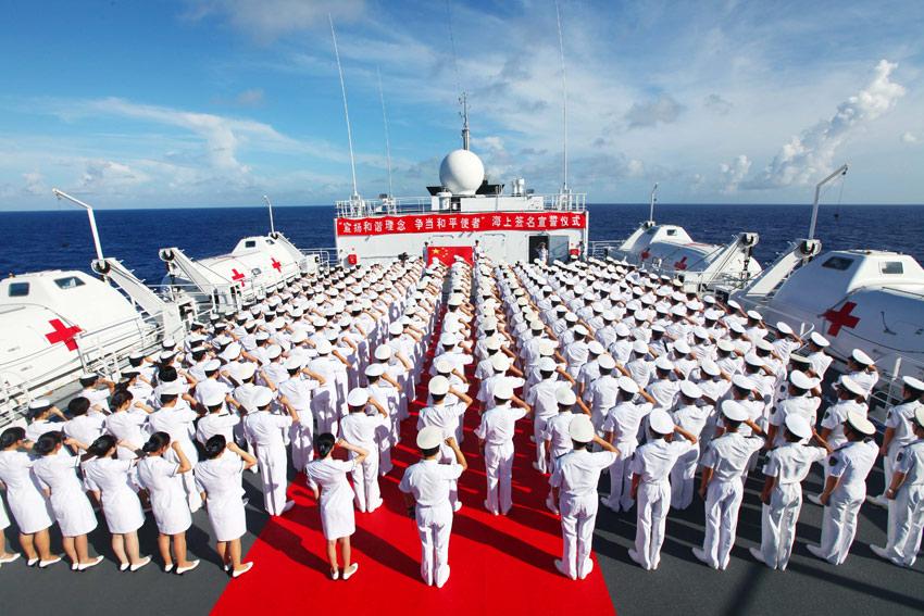 日08:56]中国海军蛙人部队水下新枪亮相-美军 捕食者 无人机电脑系图片
