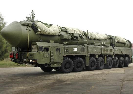 俄罗斯战略火箭部队所属的近卫火箭师 - foxer - .