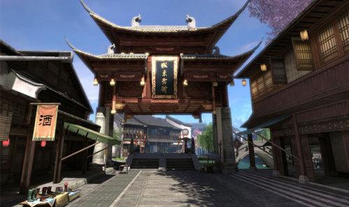 唯美中国风《大宋》高清场景截图亮相