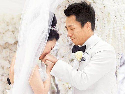 细数明星结婚洞房夜的心跳瞬间 谁更火辣图片