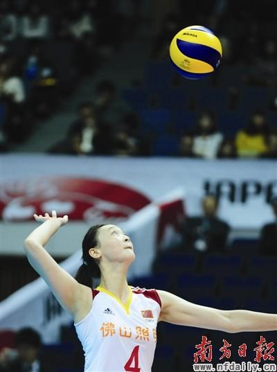 熟了,逐渐成为中国队的关键人物. 新华社发-中国姑娘离奥运会越
