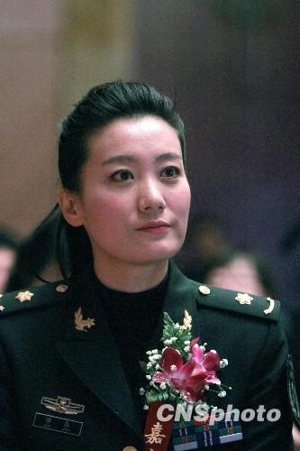 国家一级演员,总政歌舞团独唱演员谭晶.-预告 著名青年歌唱家谭
