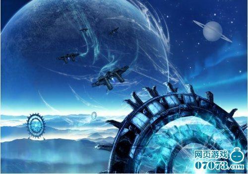 《超時空艦隊》打造極致未來科技圖片