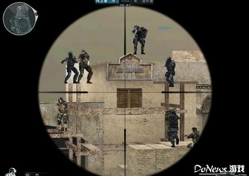 FPS网游大拼盘 这些射击游戏都抄袭CF
