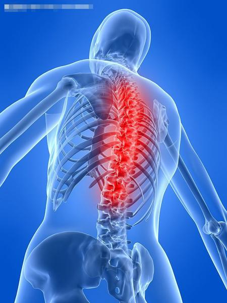 养生警惕:九大信号灯提示你有脊椎病了!(组图)