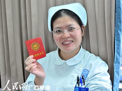 在她的带头表率之下,口腔医院52名医生,护士,学生,甚至保安,保洁员等