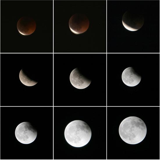 月亮绕地球一周是多长时间