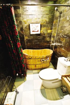 洗手间装修效果高清图片
