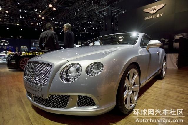 车型:宾利欧陆GT-全球最具特色车型盘点