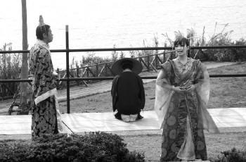 日本人拜谒杨贵妃墓 相信能保母子平安和好姻缘