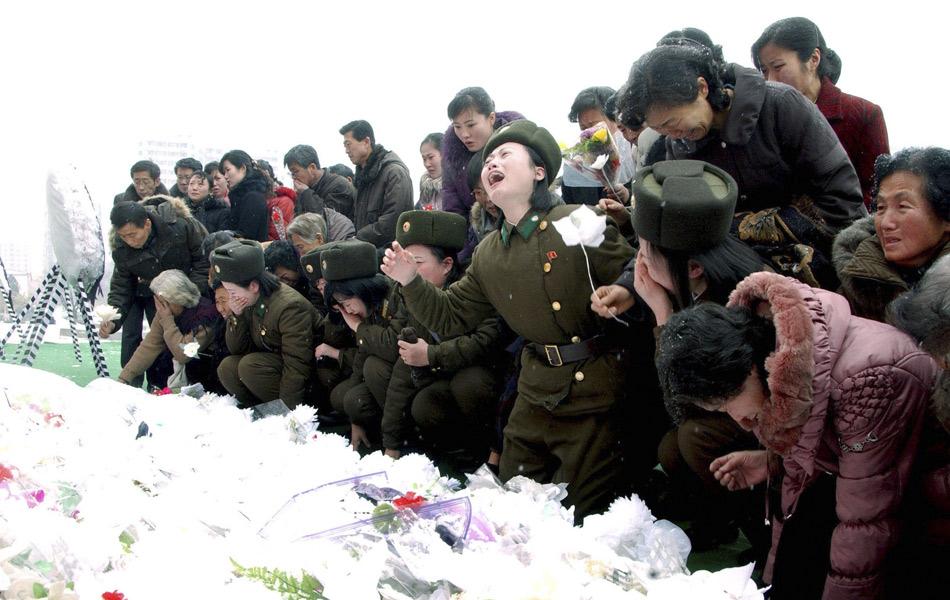 漂亮的朝鲜女兵退伍后无人敢娶【图】 - 柏村休闲居 - 柏村休闲居