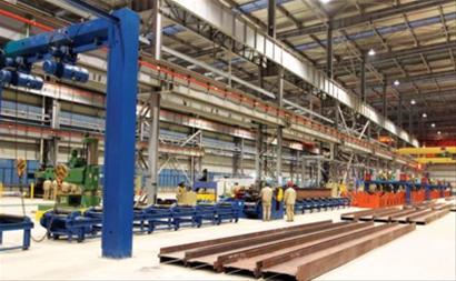 宝钢十五万吨钢结构项目江苏投产_新闻台_中国网络