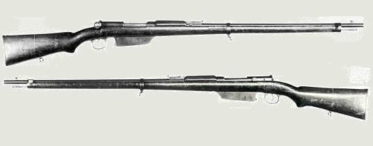 步枪:清朝快利步枪