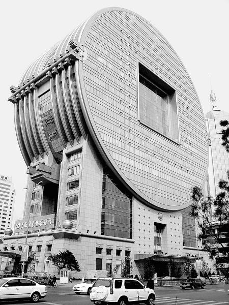 沈阳方圆大厦入选世界丑陋建筑
