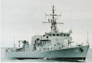 巡逻舰艇: