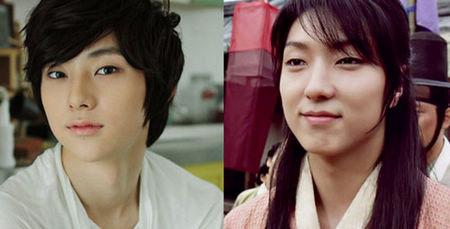 ▲珉泫(左)、李准基照片=PLEDIS提供-新组合NU EST成员被评 小