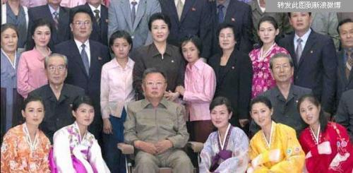 朝鲜国宝级美女 新闻中心