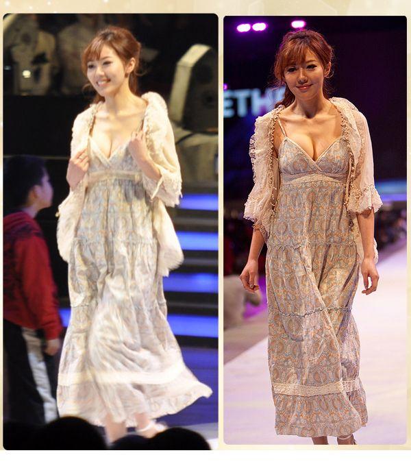 盘点2012蹿红美女 清纯南笙姑娘PK爆乳度娘