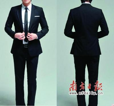 最实用的西装经:深蓝色经典 灰色百搭 黑色正式