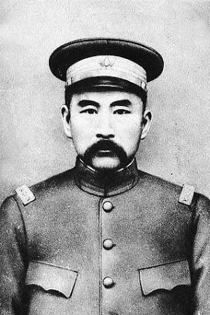 奉新人口-23),江西省奉新县人,北洋军阀,中国近代军事家(资料图)-张勋