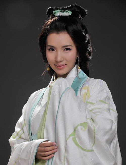 杨幂版王昭君+女星演绎古代四大美人谁最经典?