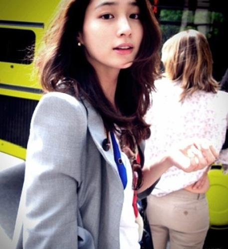 韩国演艺圈十大自然美女