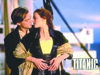 3d《泰坦尼克号》10日重返大银幕 哥看的不是电影是青春