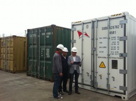 备项目的装箱,危险品装箱(需要有危险品经营资格),进口集装箱拆