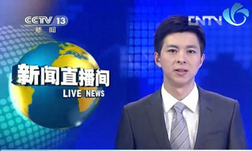 央视实习主播胡悦鑫