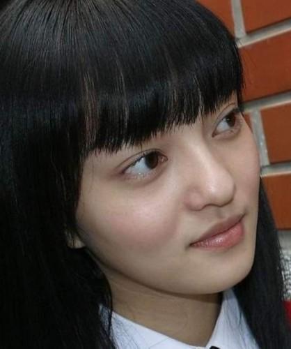 张韶涵的素颜照片
