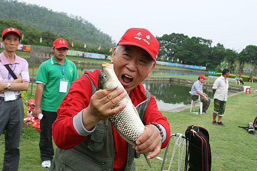 关键词: 赛事 钓鱼比赛 老年人 中国钓鱼 体育协会