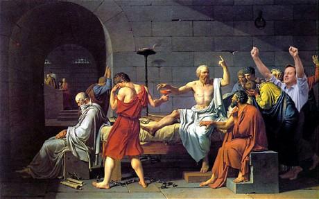 對蘇格拉底之死的看法_蘇格拉底辯論法_蘇格拉底的書