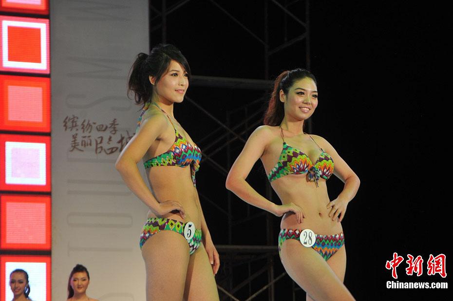 2012世界旅游小姐大赛河北赛区