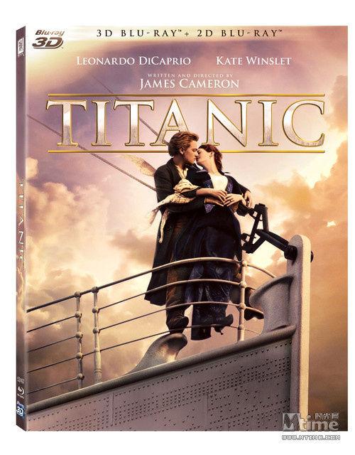 泰坦尼克号 中文3D蓝光9.14首发 收录全新花絮
