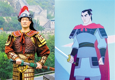 首位闯入迪斯尼的华裔 想让中国动画风行全球