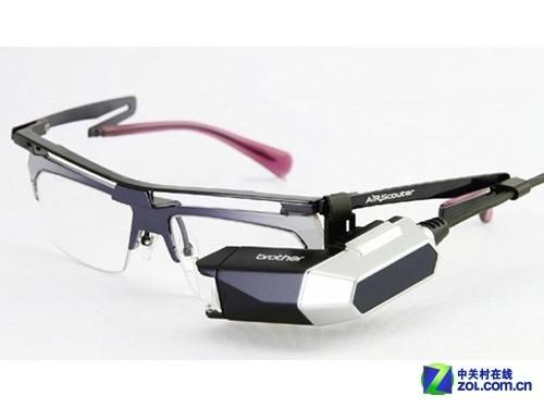 虚实结合 从谷歌眼镜看头戴显示设备