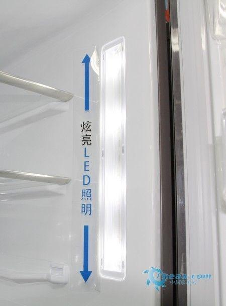 三星冰箱bcd-400dnts的led照明灯