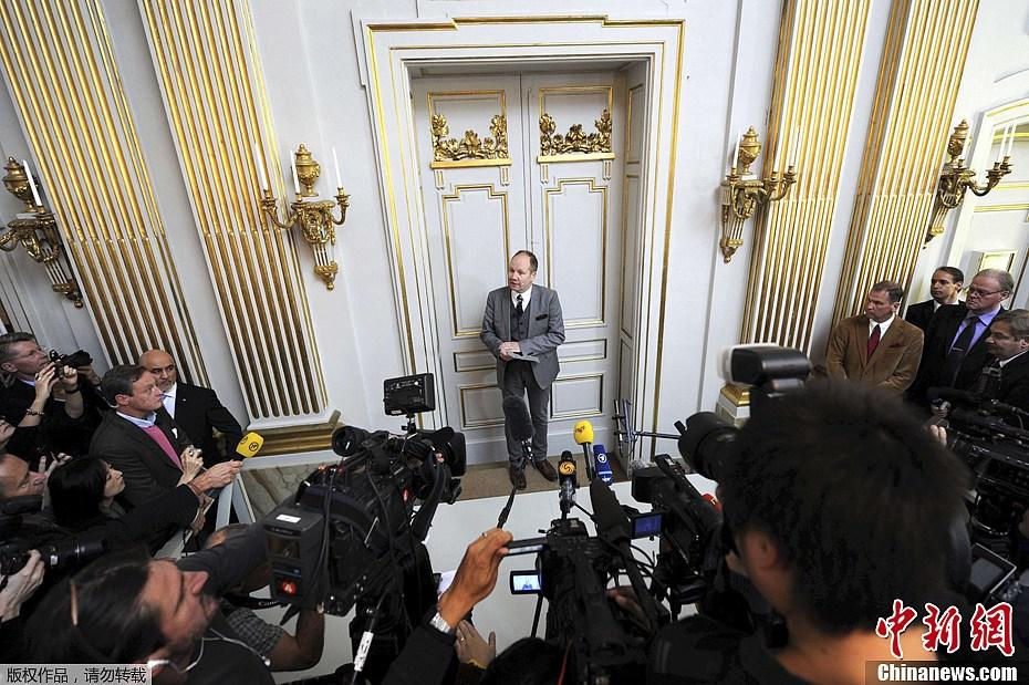 中国作家莫言获得2012年诺贝尔文学奖 - 人在上海  - 中華日报Chinadaily