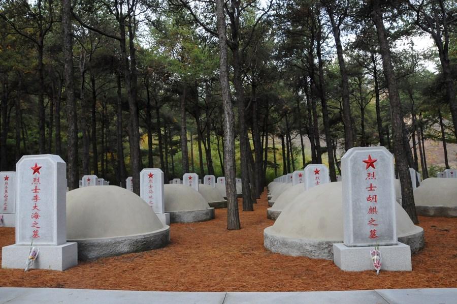 中国武威植物园烈士陵园四年级写作文350字_手抄报图片