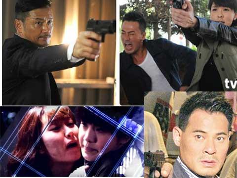 雷霆扫毒 结局被批 TVB 不开心 走不长久
