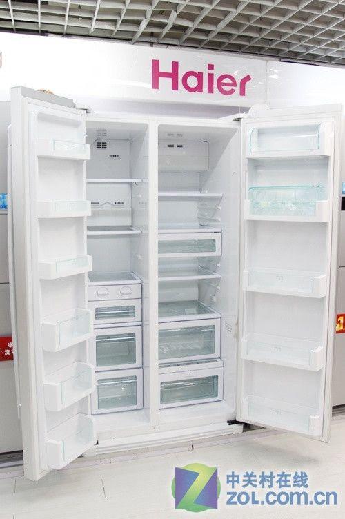 编辑点评:海尔bcd-576wjv冰箱采用了变频技术和