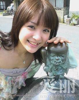 第五朝美穗香-韩雪领衔娱乐圈中有 恋父 情结的女星图片 23037 274x344