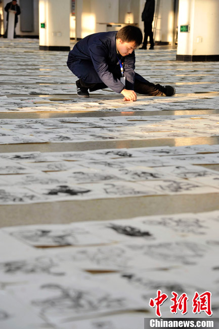 探访山西艺考阅卷现场 考卷多如海洋 - 人在上海  - 中華日报Chinadaily